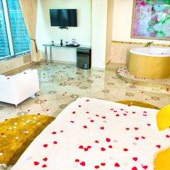 Гостиница Империя Сити 4* Люкс с различными типами кроватей фото 6