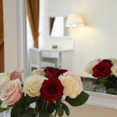 Принц Парк Отель 4* Студия с различными типами кроватей фото 13