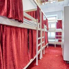 Centeral Hotel & Hostel Кровать в общем номере фото 3
