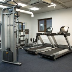 Гостиница Medical SPA Rosa Springs фитнесс-зал
