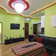 Апартаменты Yerevan комната для гостей фото 4
