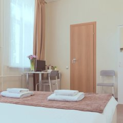 Мини-Отель Агиос на Курской 3* Улучшенный номер с различными типами кроватей фото 4