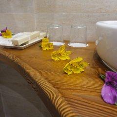 Гостиница Голубая Лагуна Номер Делюкс с различными типами кроватей фото 22