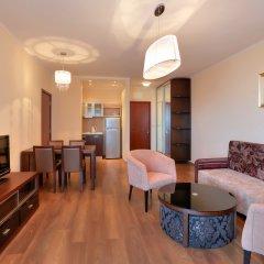 Апарт-Отель Golden Line Улучшенные апартаменты с различными типами кроватей фото 6