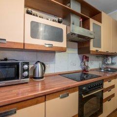 Апартаменты на Миклухо-Маклая Апартаменты с разными типами кроватей фото 15