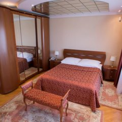 Гостиница Интурист комната для гостей фото 17