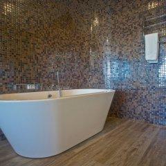 Отель The best in San Sebastian Испания, Сан-Себастьян - отзывы, цены и фото номеров - забронировать отель The best in San Sebastian онлайн ванная