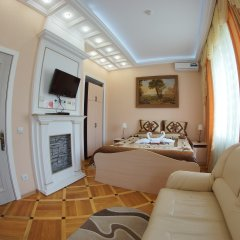 Гостиница Императрица Номер Делюкс с разными типами кроватей фото 28