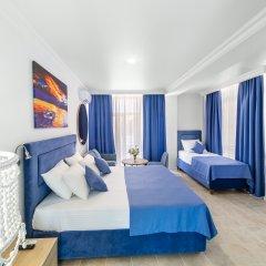 Гостиница Белый Песок в Анапе 7 отзывов об отеле, цены и фото номеров - забронировать гостиницу Белый Песок онлайн Анапа комната для гостей фото 3
