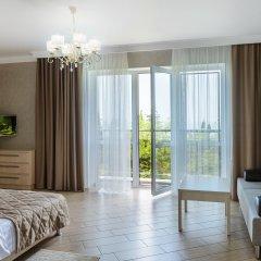 Hotel Gold&Glass Стандартный номер с разными типами кроватей фото 2