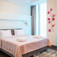 Гостиница Донская роща комната для гостей фото 4