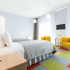 Гостиница Ракурс Стандартный номер с различными типами кроватей фото 2