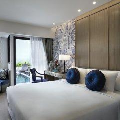 Отель Manathai Surin Phuket 4* Улучшенный номер разные типы кроватей фото 2