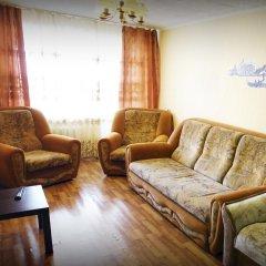 Апартаменты Добрые Сутки на Коммунарский 27 Апартаменты с разными типами кроватей