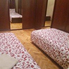 Апартаменты МойДом рядом с метро Рижская комната для гостей фото 2