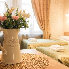 Мини-Отель Меланж Стандартный номер с различными типами кроватей фото 35