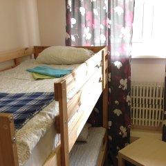 Гостиница Вернисаж Номер Эконом с разными типами кроватей (общая ванная комната) фото 20