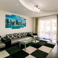 Гостевой дом Ривьера Улучшенные апартаменты с разными типами кроватей фото 4