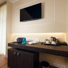 Гостиница Голубая Лагуна Люкс с различными типами кроватей фото 16