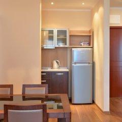Апарт-Отель Golden Line Улучшенные апартаменты с различными типами кроватей фото 5