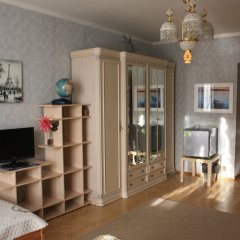 Атмосфера Хостел Номер с общей ванной комнатой с различными типами кроватей (общая ванная комната) фото 2
