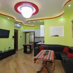 Апартаменты Yerevan комната для гостей фото 2