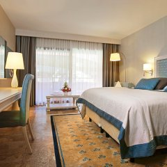 Отель Marti Myra - All Inclusive 5* Улучшенный номер с различными типами кроватей фото 2