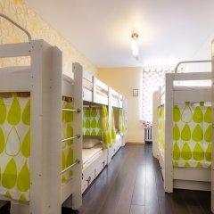 Хостел Иж Кровать в общем номере с двухъярусной кроватью фото 3