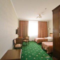 Гостиница Гарден 3* Стандартный мансардный номер с 2 отдельными кроватями фото 7