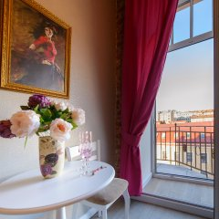 Гостиница Art Nuvo Palace 4* Улучшенный номер с различными типами кроватей фото 11