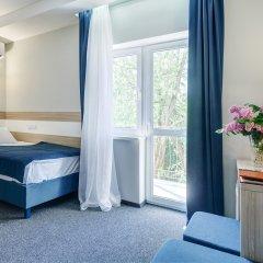 Парк-Отель и Пансионат Песочная бухта 4* Стандартный номер с 2 отдельными кроватями фото 7