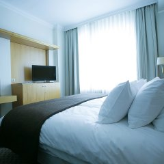 Гостиница Милан 4* Стандартный номер с разными типами кроватей фото 5