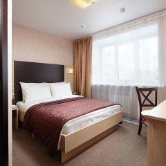 Гостиница Заречная Улучшенный номер с двуспальной кроватью фото 3