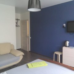 Апартаменты Мария Люкс разные типы кроватей фото 2