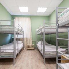 Хостел Story Кровать в женском общем номере двухъярусные кровати фото 10