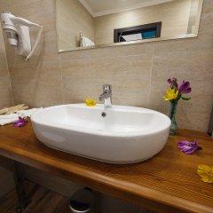 Гостиница Голубая Лагуна Полулюкс с различными типами кроватей фото 22