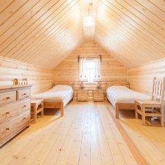 База Отдыха Старый Сиг Улучшенный коттедж разные типы кроватей фото 17