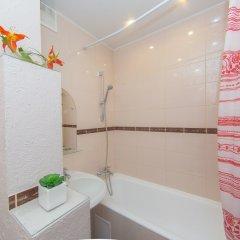Апартаменты на Усиевича ванная