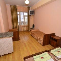 Гостиница Karavan 2 Стандартный номер с различными типами кроватей фото 10