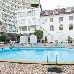 Гостиница Garden Hills в Сочи 9 отзывов об отеле, цены и фото номеров - забронировать гостиницу Garden Hills онлайн бассейн