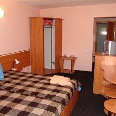 Гостиница Пансионат Голубой Залив Стандартный номер с различными типами кроватей фото 5