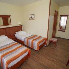 Парк-отель ДжазЛоо 3* Стандартный номер с двуспальной кроватью фото 10