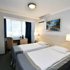 Гостиница Атлантика (бывш. Оптима) 3* Стандартный номер с различными типами кроватей фото 13