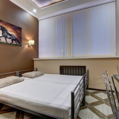 Мини-Гостиница Брусника Щелковская комната для гостей фото 3