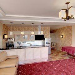 Гостиница Вилла Никита Апартаменты с разными типами кроватей фото 5