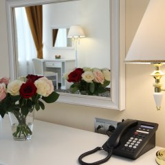 Принц Парк Отель 4* Студия с различными типами кроватей фото 9