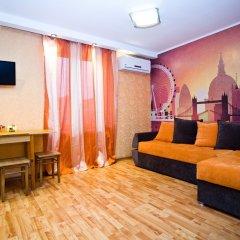 Апартаменты Kvart Белорусская комната для гостей фото 2