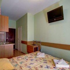 Апарт-отель Невский 78 Студия разные типы кроватей фото 5