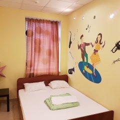 Hostel RETRO Стандартный номер с различными типами кроватей фото 4