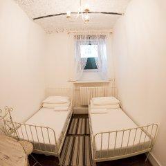 Хостел GOROD Патриаршие Номер с различными типами кроватей (общая ванная комната) фото 16